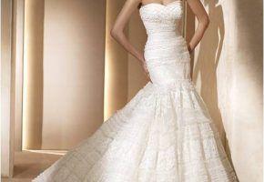 Vestido de noiva de babar!