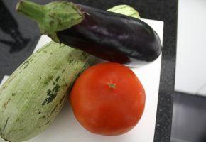 Culinária: Ratatouille com cuscuz!