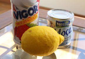 Culinária – Mousse de Limão Siciliano