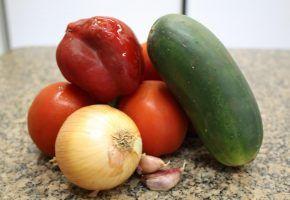 Culinária: Gaspacho