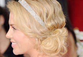 Charlize Theron para noivas!!