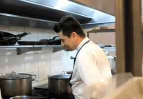 Culinária: pão de semolina