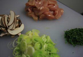 Culinária: Estrogonofe de frango