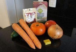 Culinária: cuscuz de quinua