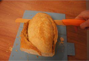 Culinária: pão italiano recheado