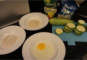 Culinária: Abobrinha a parmegiana