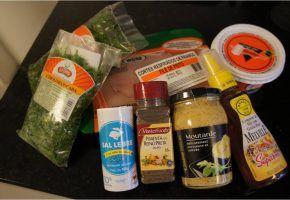 Culinária: frango com mostarda e mel