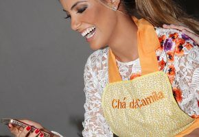 Chá de cozinha da Camila!