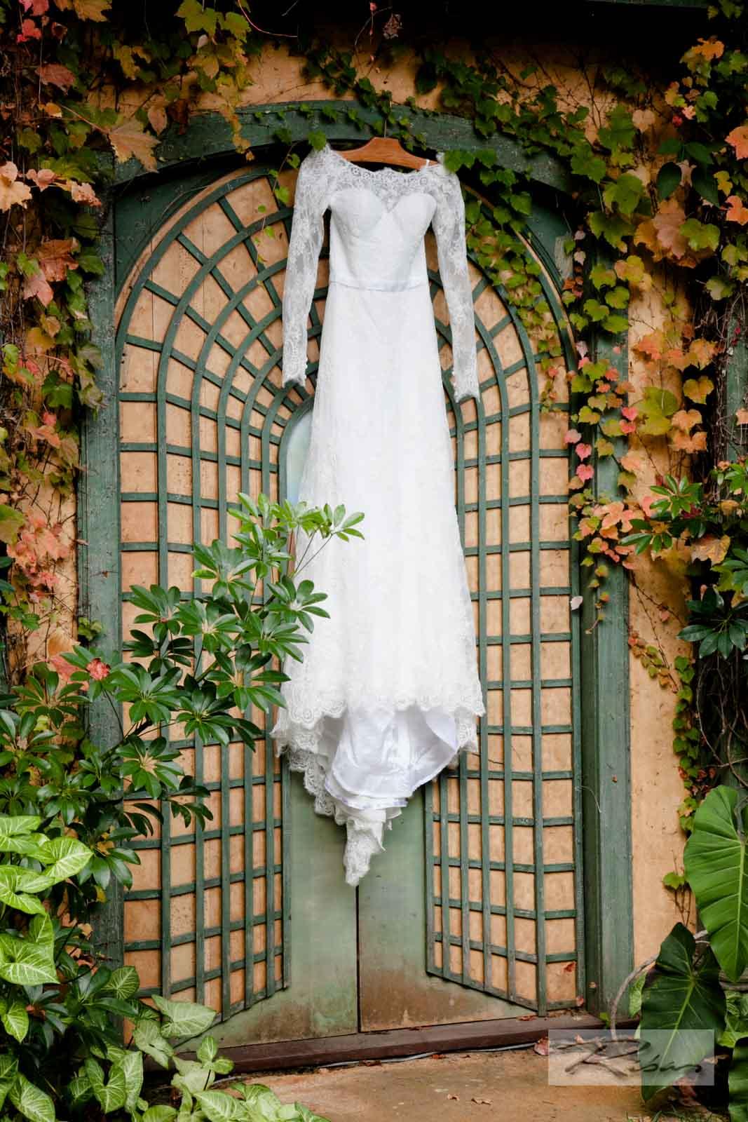 vestido RIBAS