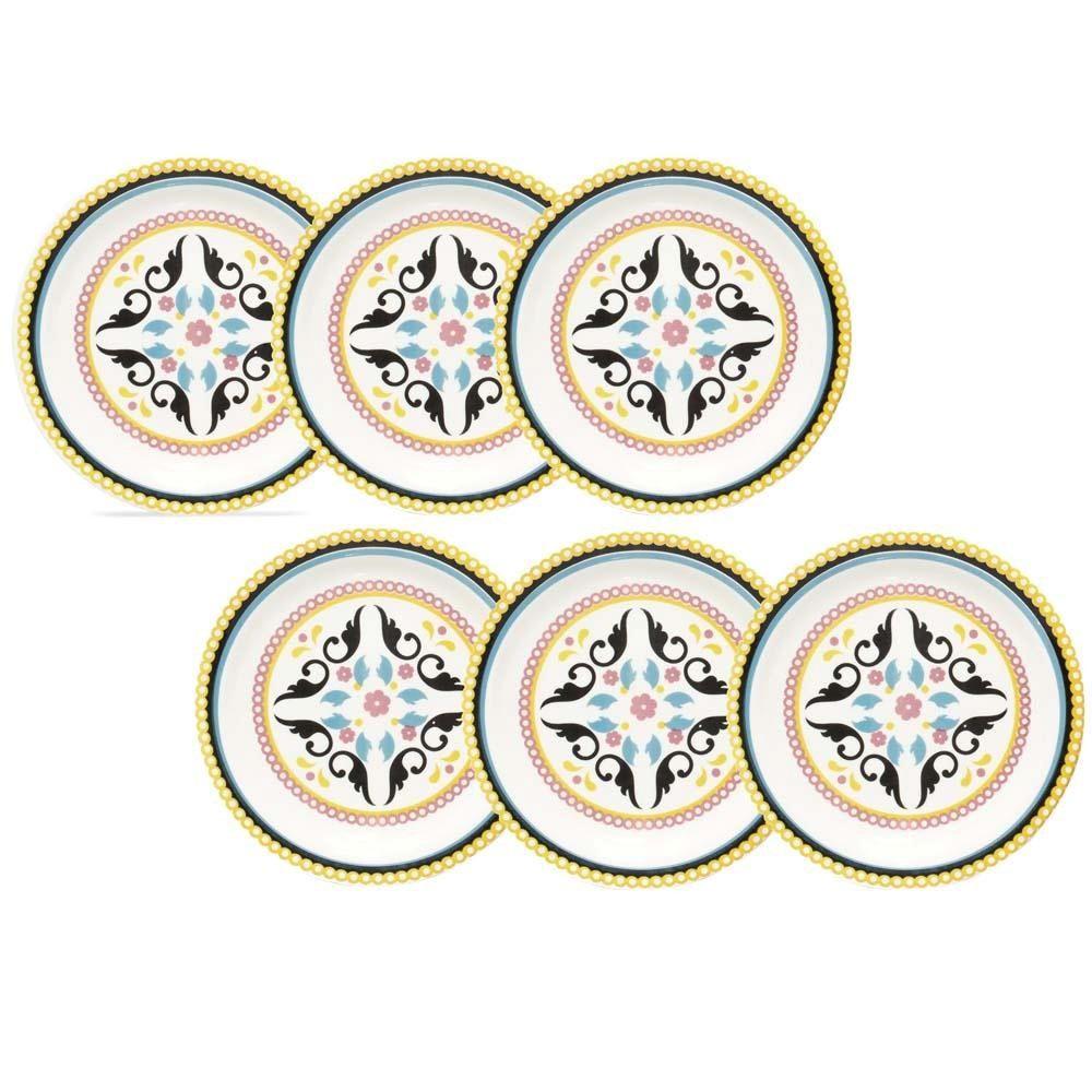 Conjunto-de-Pratos-para-Sobremesa-Oxford-Daily-20-CM-em-Ceramica-JM18-6750---6-Pecas_0