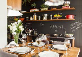felizes para sempre: jantar para os sogros