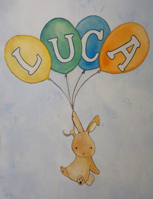 Baloon LUCA