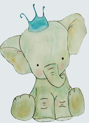elefantinho rei