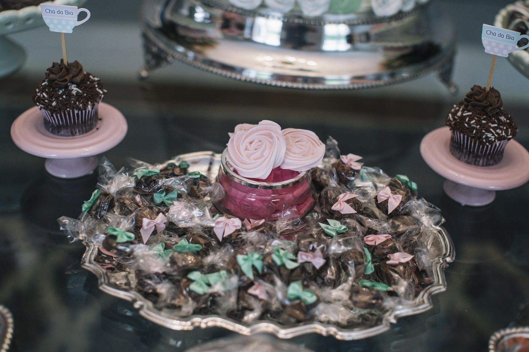 petit four de brownie - alfajores itati